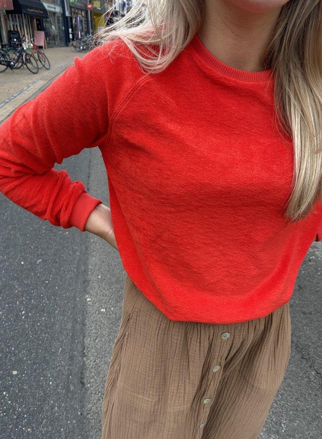 By Bar teddy sweater pepper