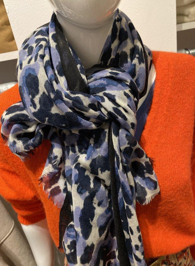 Becksöndergaard lopeo woo scarf blue
