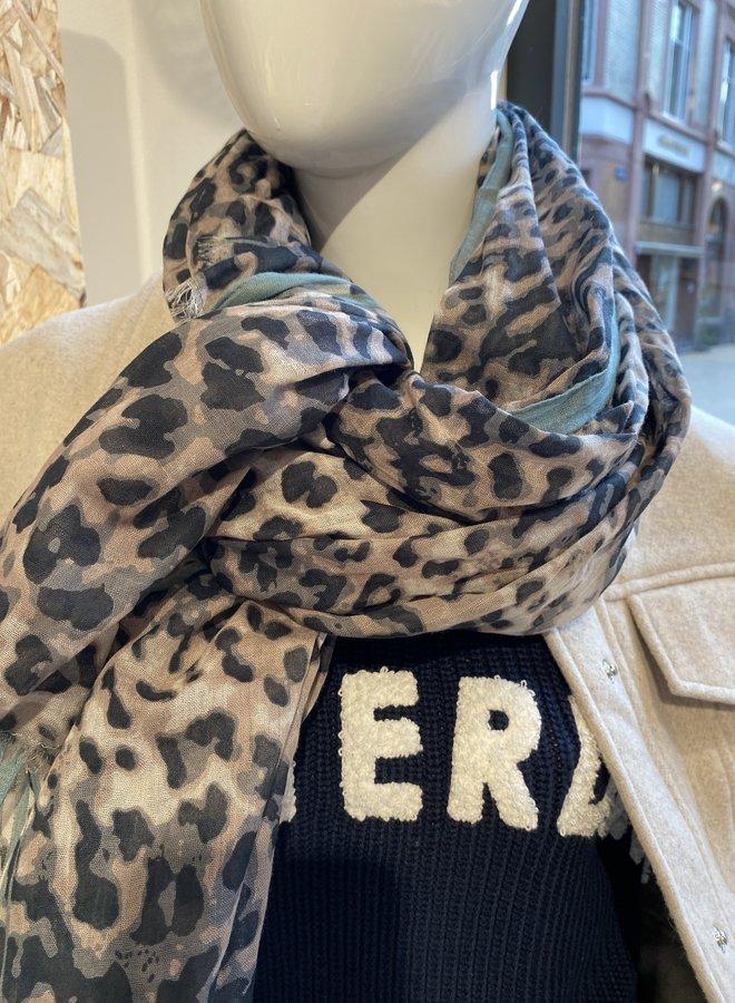 Becksöndergaard lepa como scarf