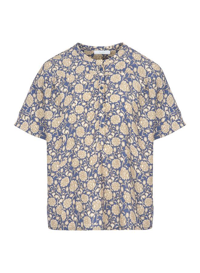 By Bar bo bombay blouse blue