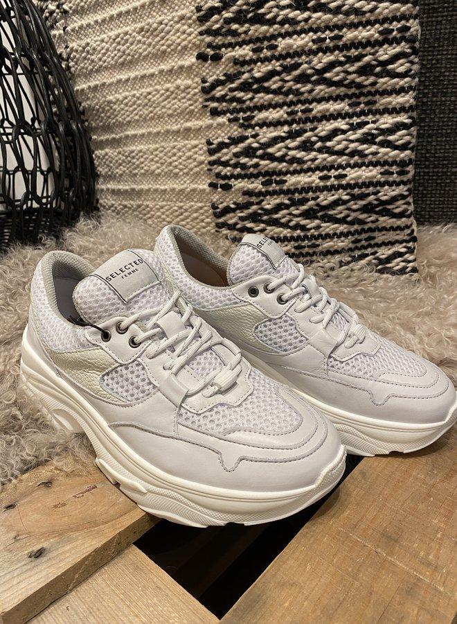 SF gavina sneaker white