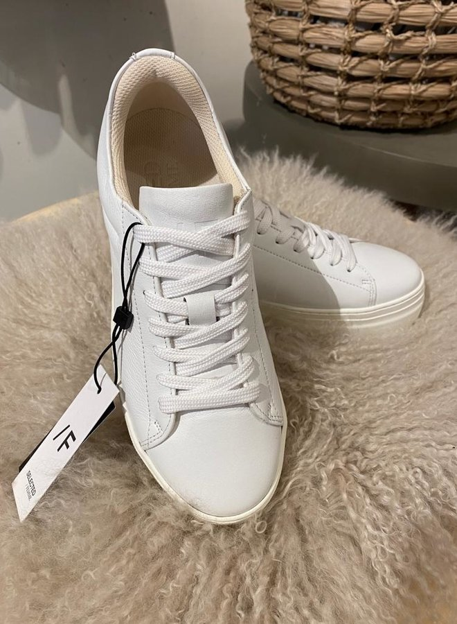 SF hailey sneaker white