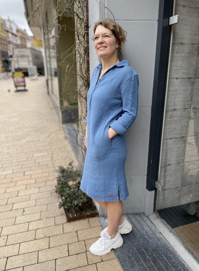 Moscow S21.99.06 dress denim