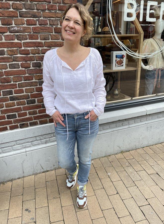 Moscow blouse white