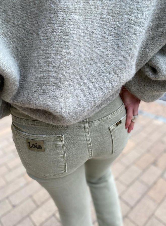 Lois raval jeans olive