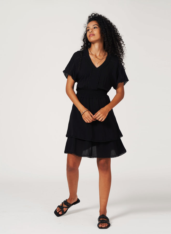 Dante6 leisure dress black