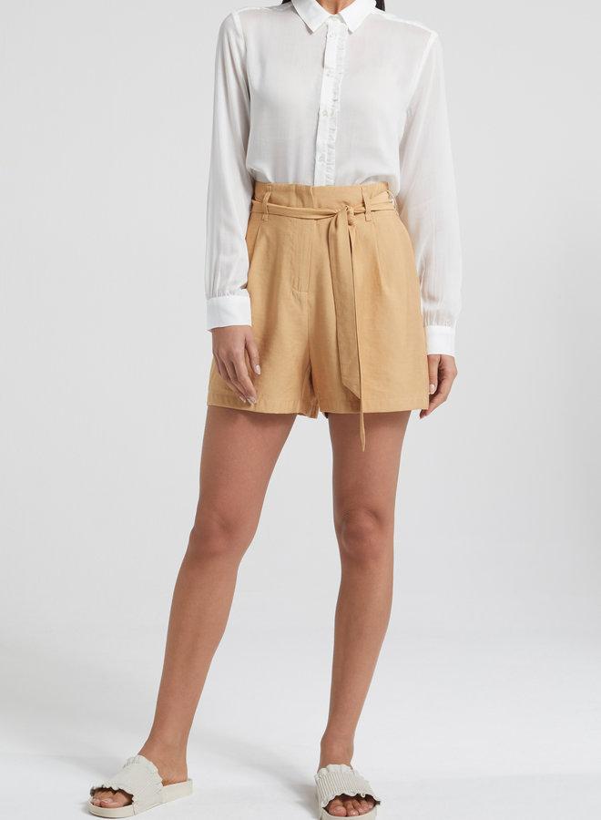 Yaya high waist shorts croissant