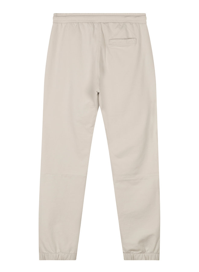 10days cropped jogger silver white
