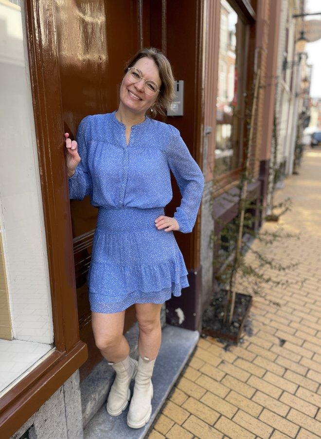 Second Female mano skirt blue