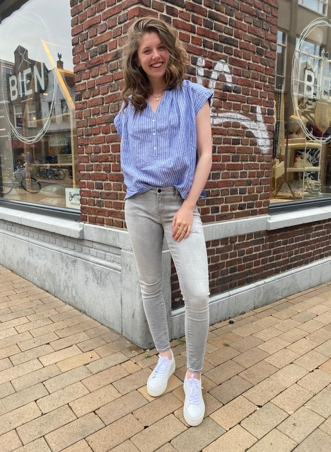 Denham jeans spray BLFMSG grey