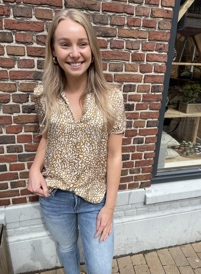 Second F. granada shirt bronze