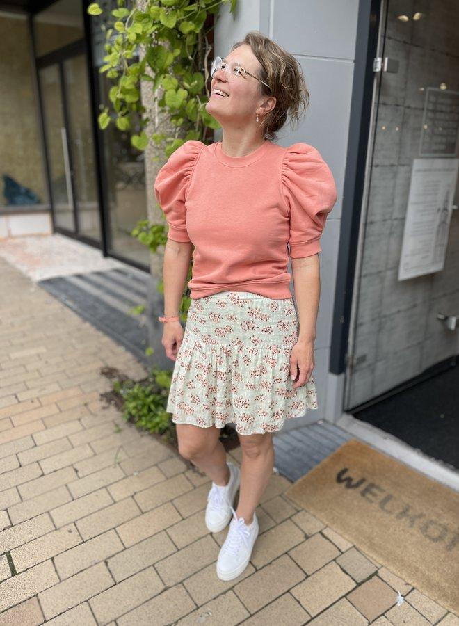 Second pune skirt sage