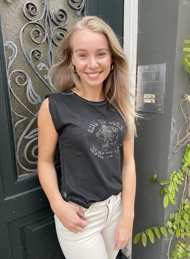 MKT tshirt tampico black