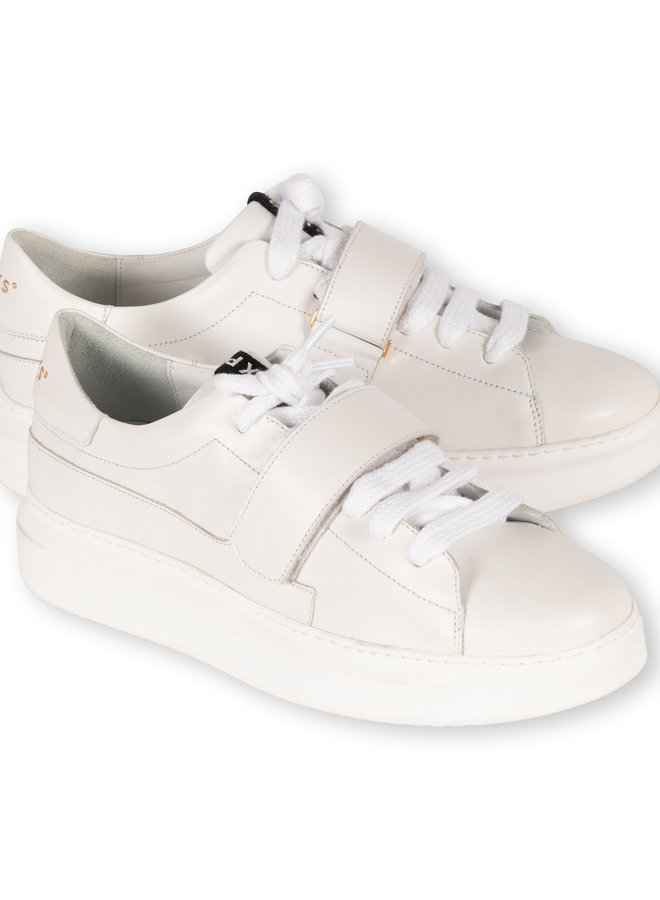 10DAYS classic sneakers white