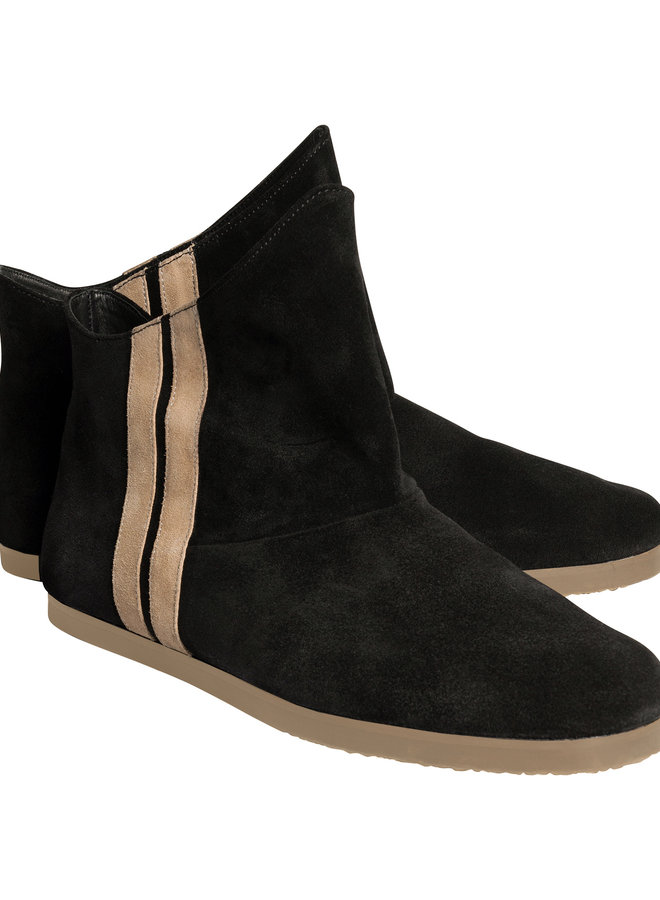10DAYS jogg boots black