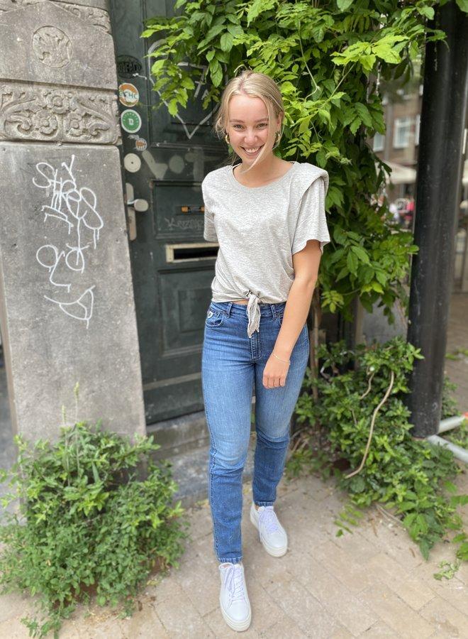 Lois malena jeans cobalt stone