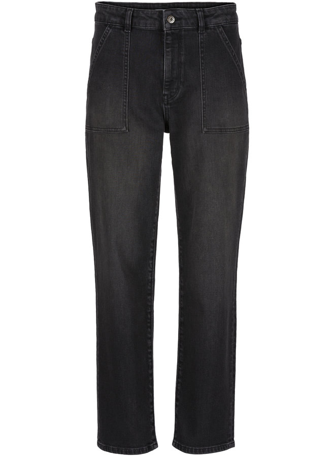 By Bar smiley pant black
