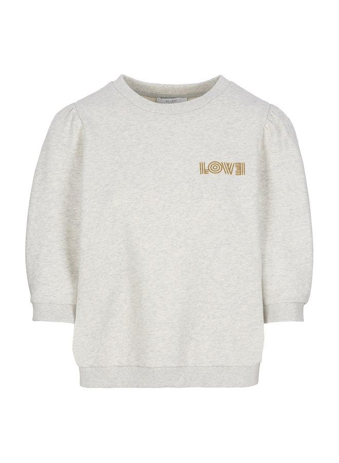 By Bar nicky sweater grey