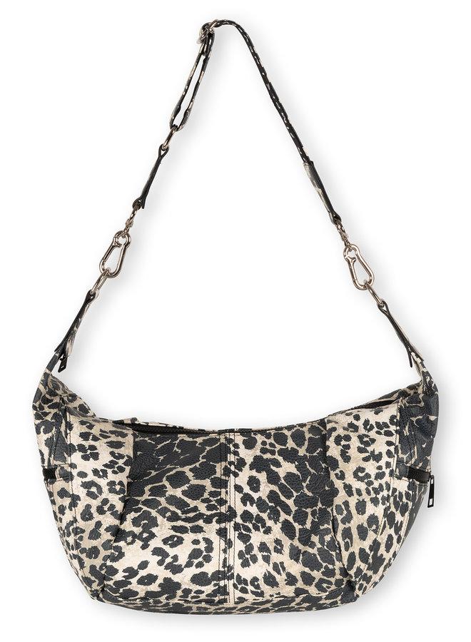 10DAYS cross body bag leopard