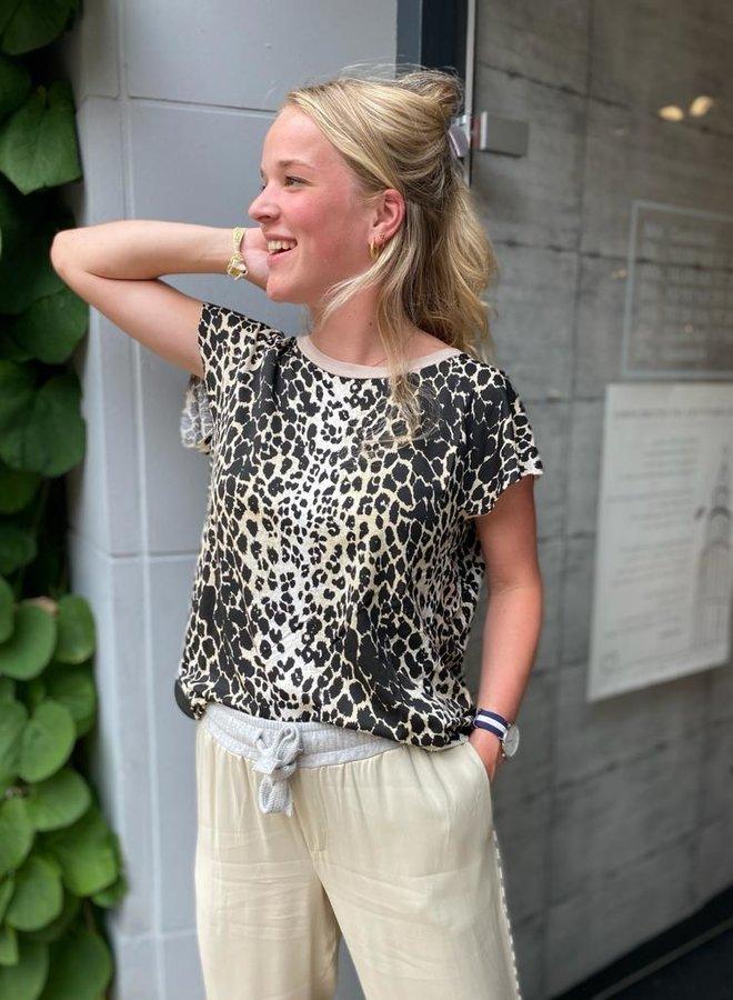10days leopard tee