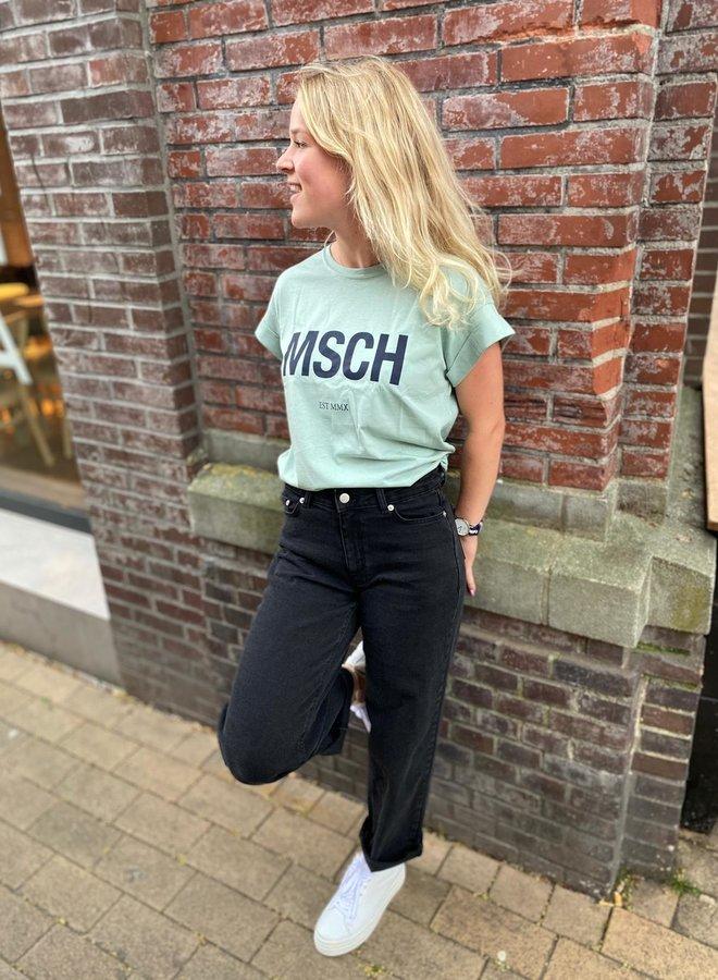 Moss eike rikka jeans black
