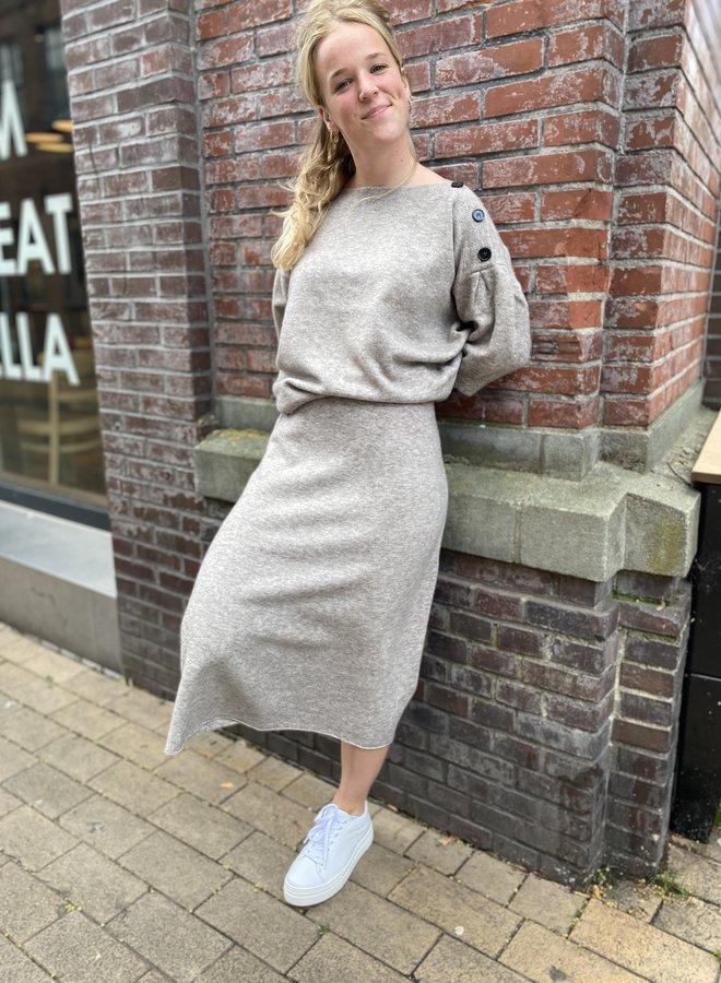 Ruby Tuesday vieve skirt grey