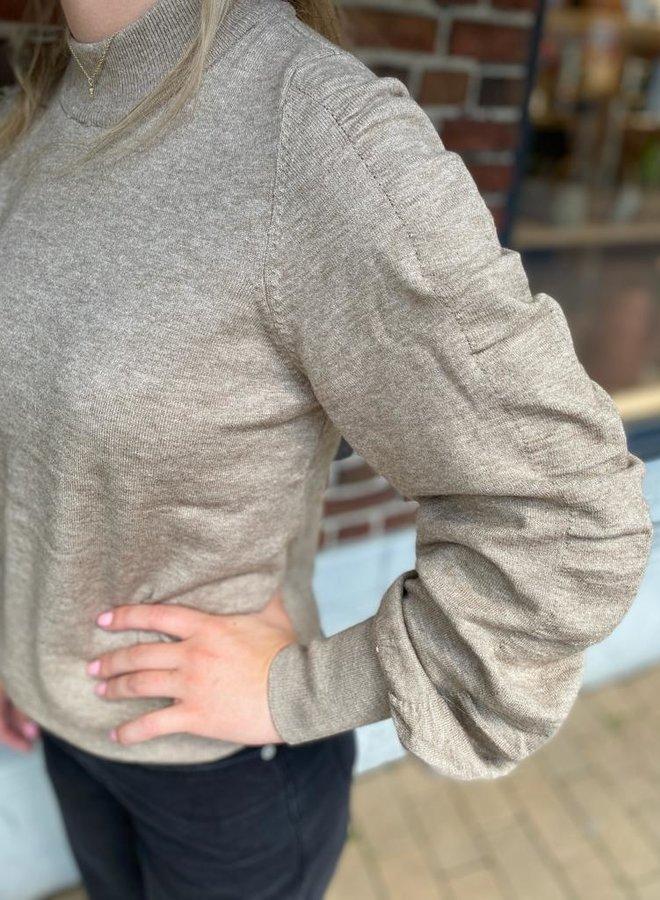 Moss rachelle pullover beige