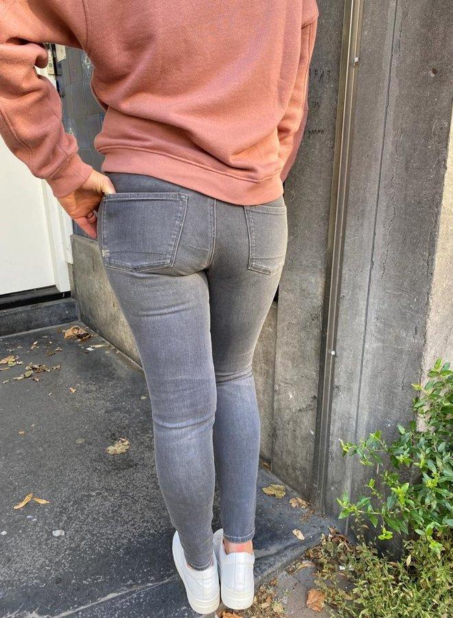 Denham jeans spray grey