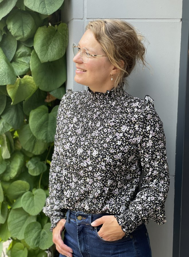 Zusss blouse bloemenprint