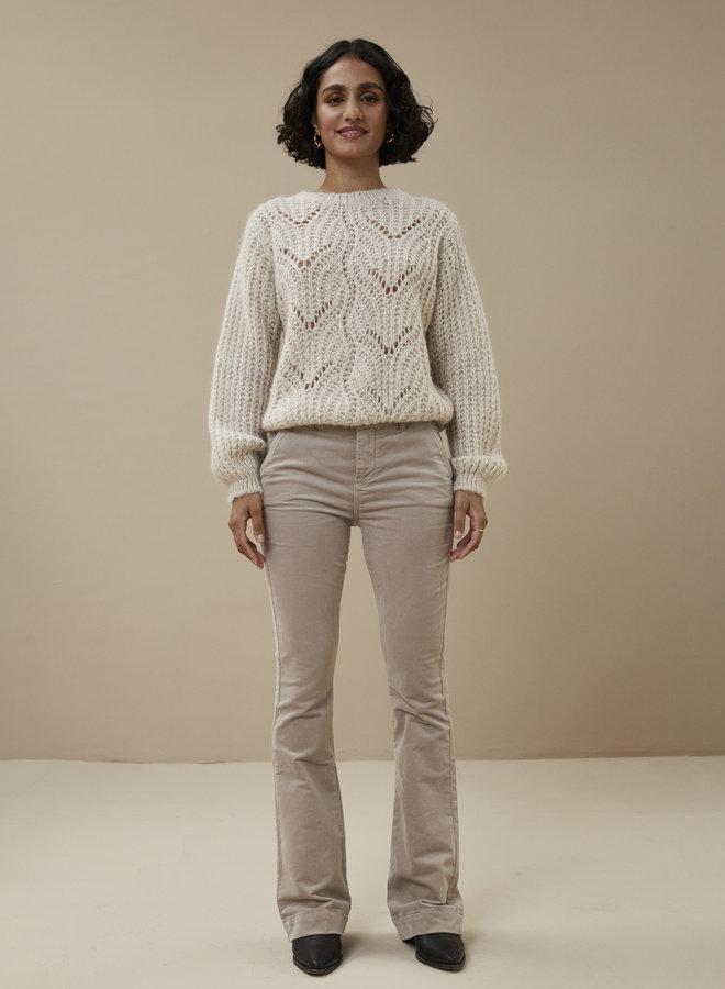 By Bar julie pullover ecru
