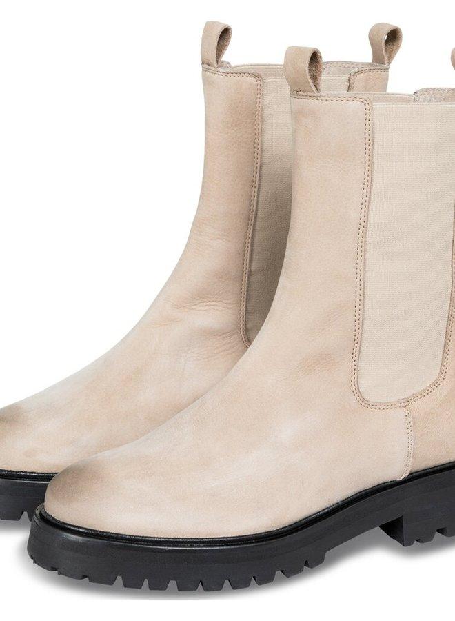 Yaya soft leather boots