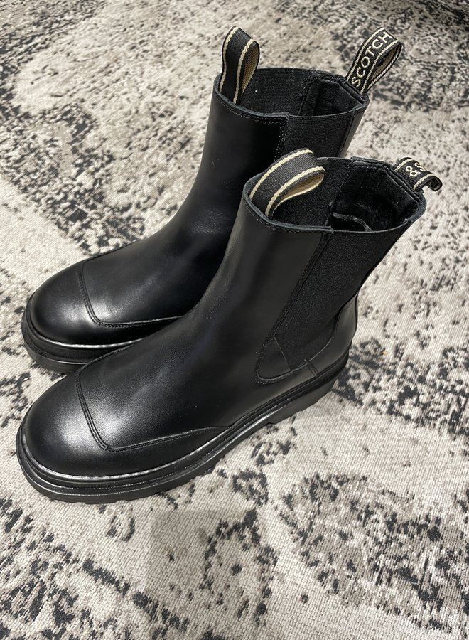 Scotch & Soda aubri boots black