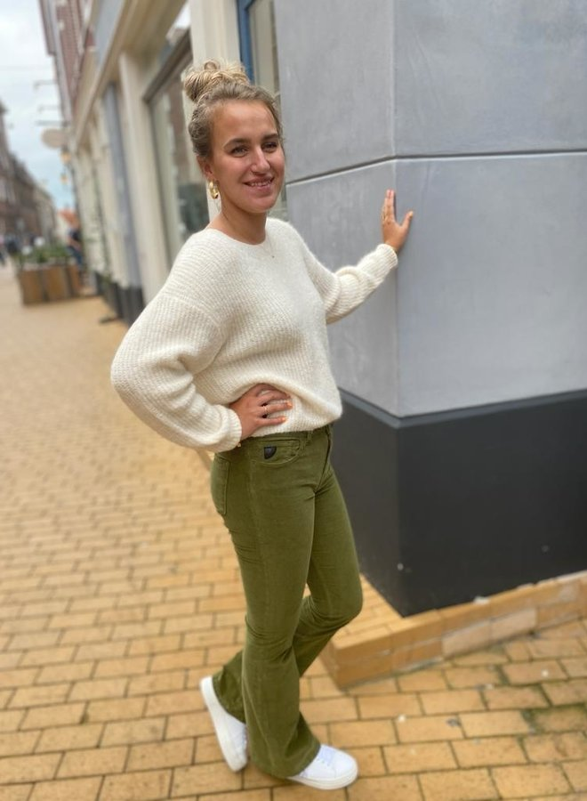 Lois raval jeans avocado