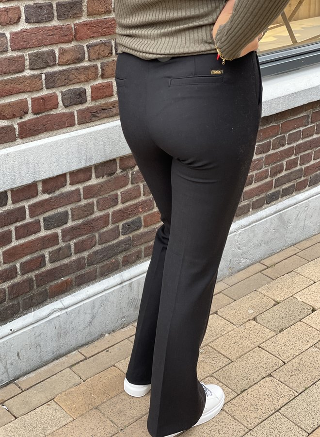 Lois suple pantalon black