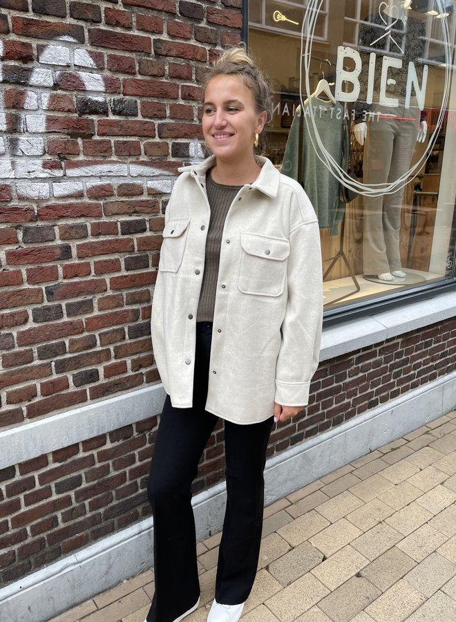 Circle W21 marly jacket beige