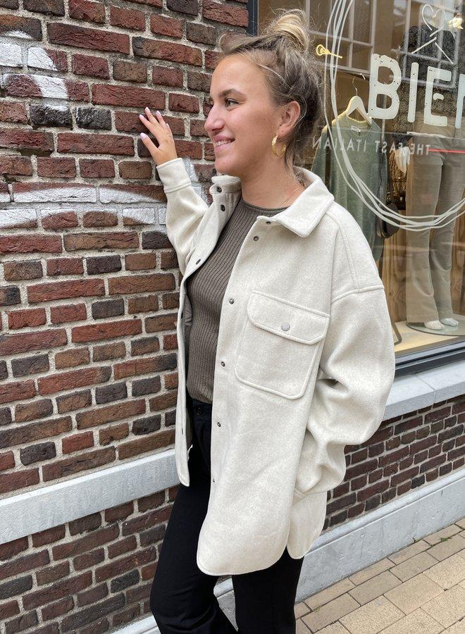 Circle marly jacket beige