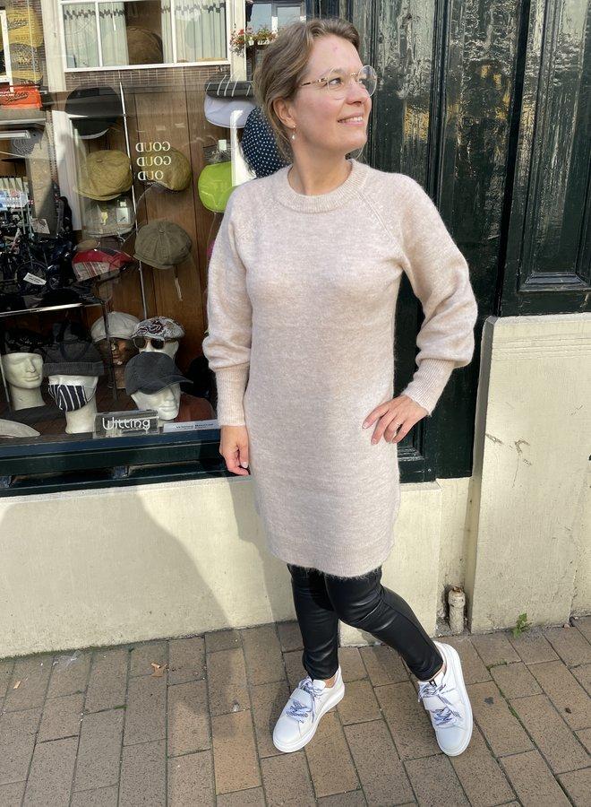 SF lulu knit dress noos birch