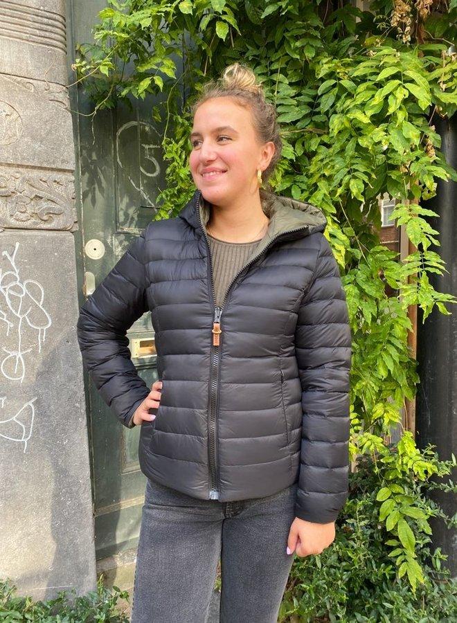 Moscow W21.07.08 amelia coat black