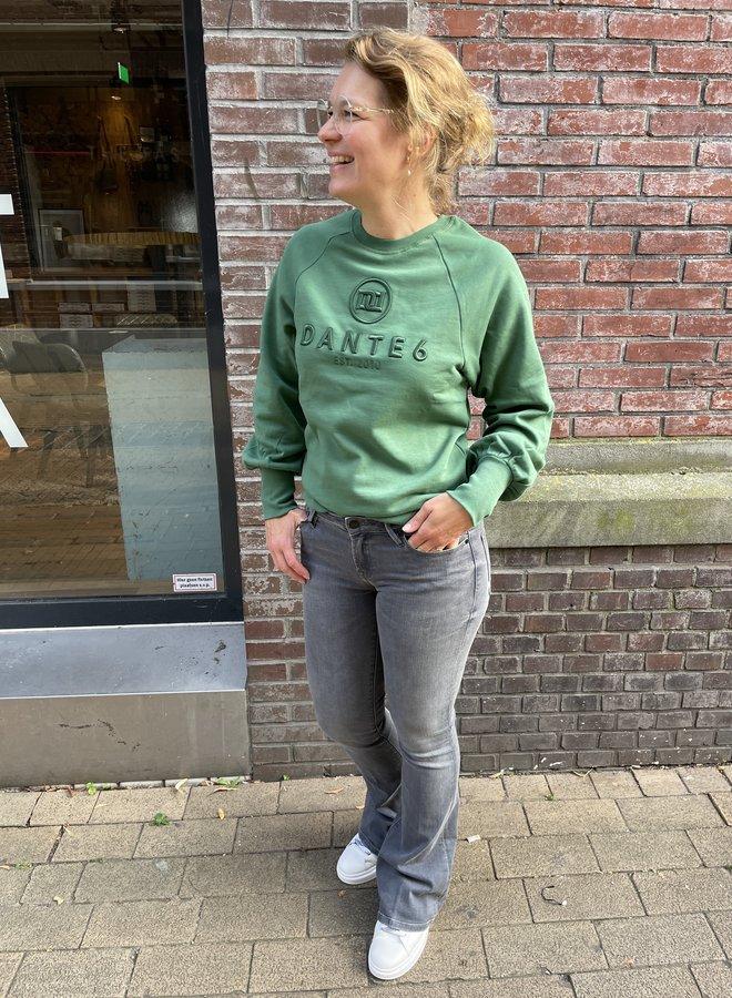 Dante6 bold sweater green