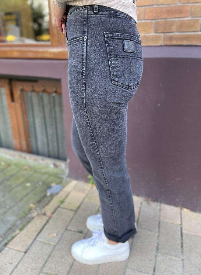 Lois river jeans black stone