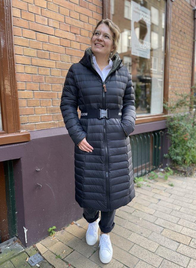 Moscow emily coat black