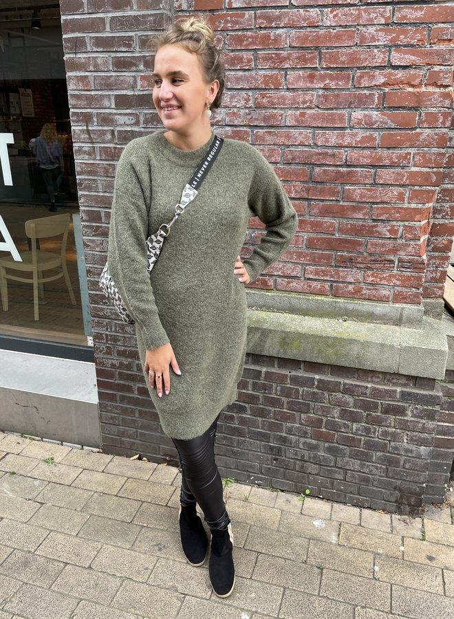 SF sif knit dress kalamata