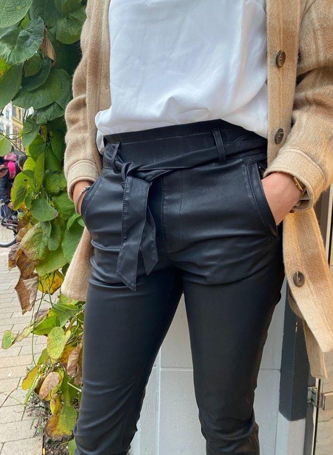 Knit-ted frida pants black
