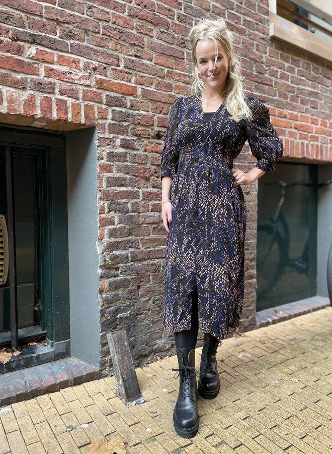 Second F. florette dress black