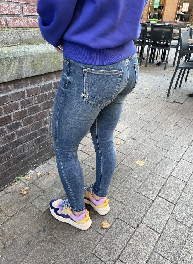 Denham spray jeans emyi blue