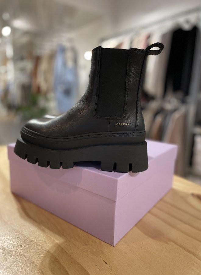 CPH boots vitello black