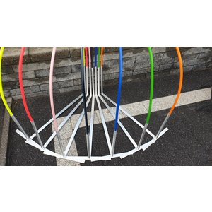 Stuff4Pets Hoopers Model 2020 Schwarzen Bogen