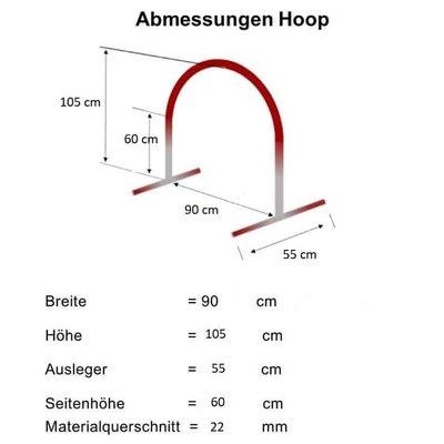Stuff4Pets Hoopers Model 4040