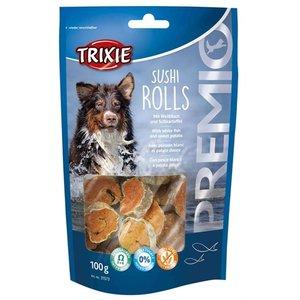 Trixie Trixie premio sushi rolls
