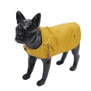 Joules Joules hondenjas regenjas mustard geel